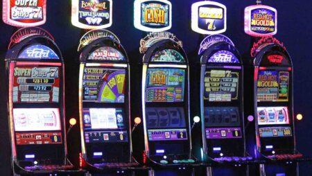 Online casino games: How slot machines work