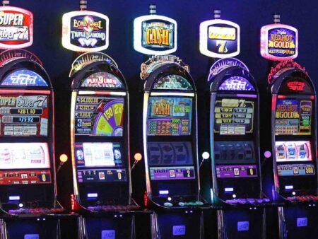 Online casino games: How slot machines work