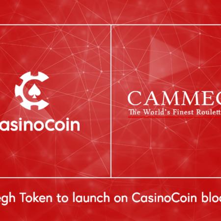 A Look Into CasinoCoin Token Partner Cammegh